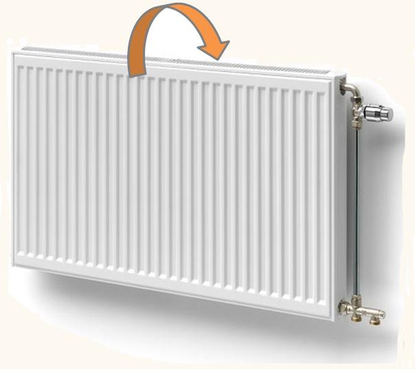 radiatorfolie aanbrengen