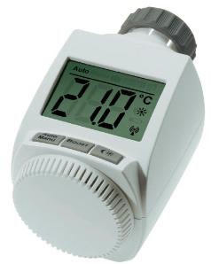gas besparen met radiatorthermostaat