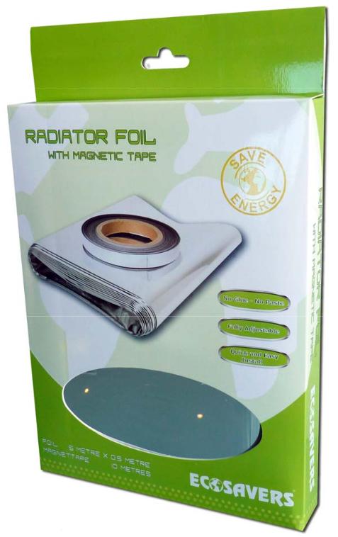 radiatorfolie kopen met magneettape