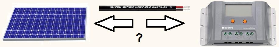 zonnepaneel aansluiten op laadregelaar