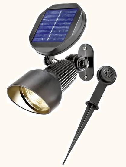 energie besparen solar lampen