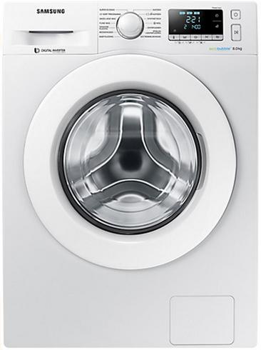 energiezuinige wasmachine droogklasse A
