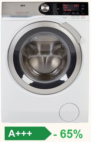 zuinigste wasmachine