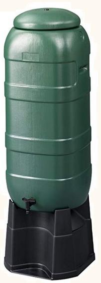 water besparen regenton
